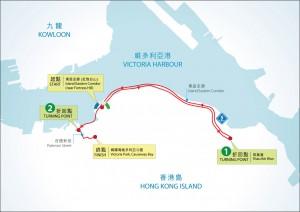 渣打馬拉松十公里輪椅賽 hong kong marathon wheelchair 10km