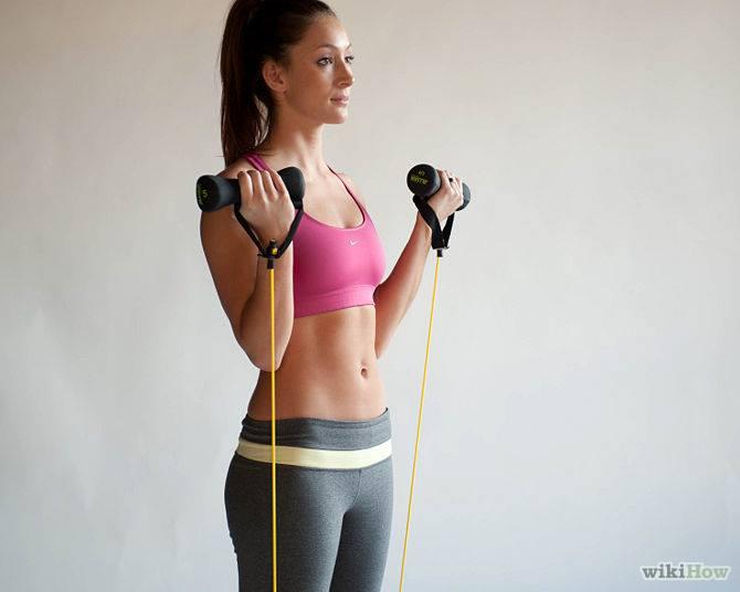 增強肌肉訓練健身