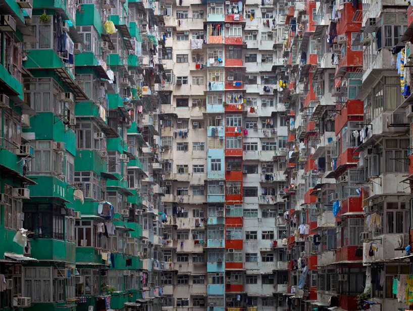 Michael Wolf Hong Kong