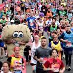 跑馬拉松 5大身體變化