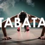 [TABATA] 全身肌肉高強度訓練