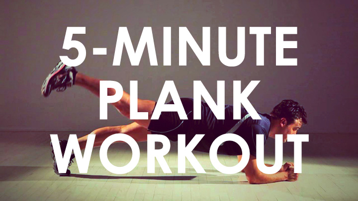 5-minute Plank Workout_f