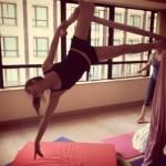 空中藝術體操 — 第二回「手筋腳筋被挑斷、徹夜難眠的磨練」