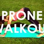 [Prone Walkout 俯臥爬行] 入門級動作練核心肌群