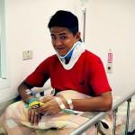[滾動吧!] 台灣環島第七天,意外入院了!