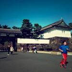 [日本皇居] 東京慢跑聖地,來加入皇居跑者的行列吧!
