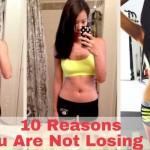 [Stay Fit with Mi]  你一直瘦不下來的10個原因
