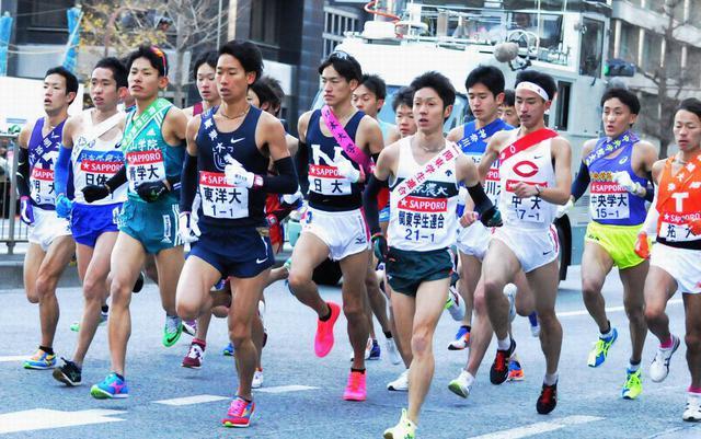 從 箱根驛傳 看日中跑步文化差異5