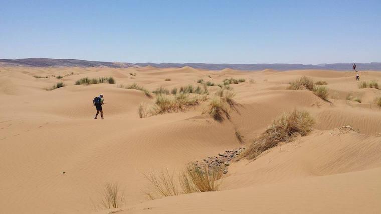 [撒哈拉超馬] 第三日- 無盡的沙漠_05
