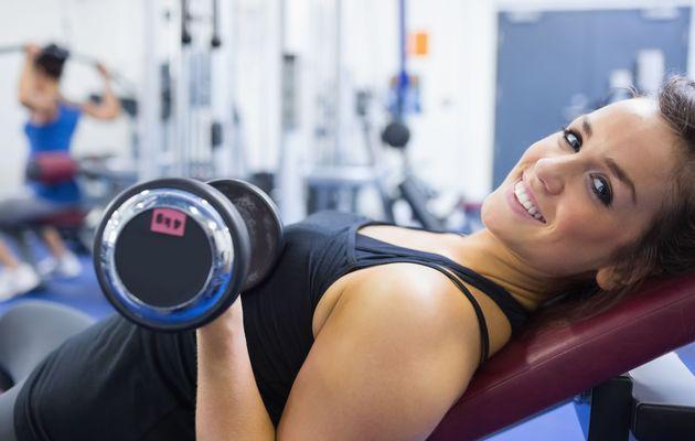 10個理由讓妳知道重量訓練的好處 5