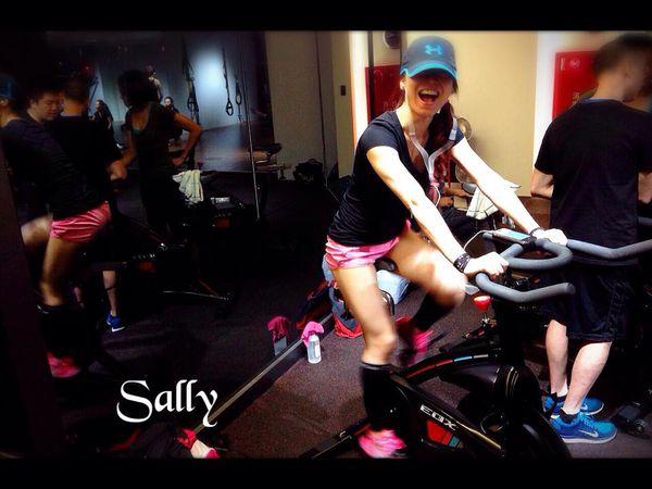 [健身狂Sally] 為什麼慢跑了一年 體脂只消一點點 1