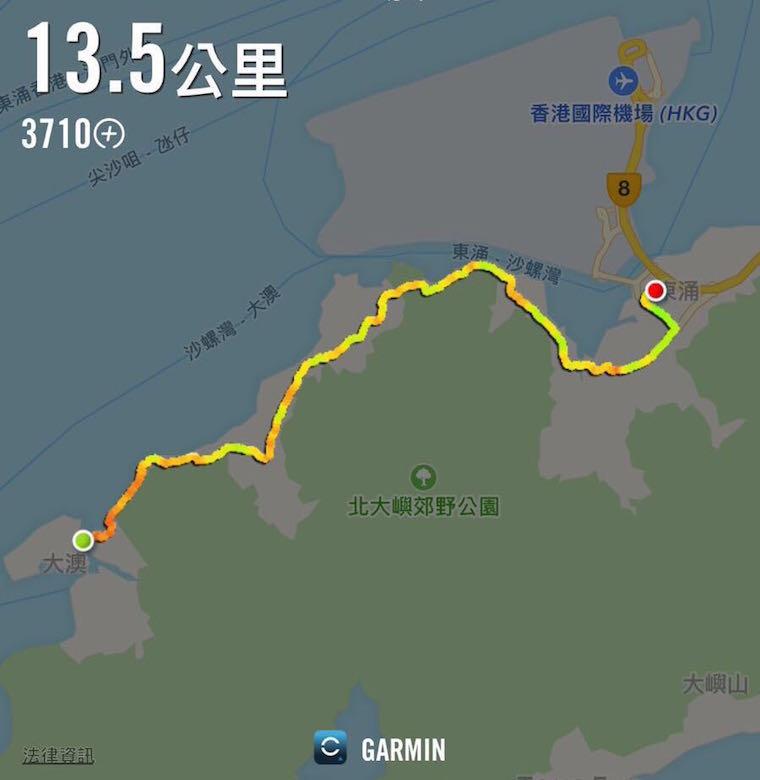 [跑食地圖] 慢跑到大澳的慢活慨念_11