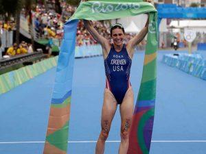 奧運女子三鐵項目,Gwen嘅跑步能力真係高幾班!