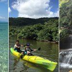 「運動·沖繩」西表島之行山、獨木舟之旅